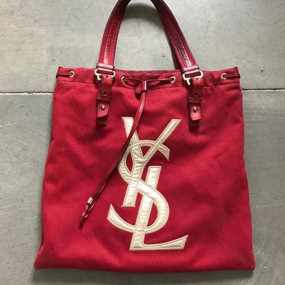 215f5d62b81c YSL Vintage Yves Saint Laurent Bag. RARE. M 5af48ab631a376493f301123